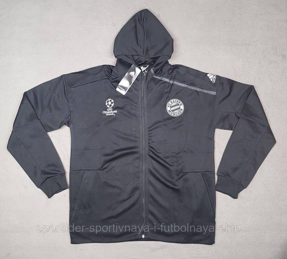 09dbde5ea4845 Олимпийка мужская с капюшоном Adidas Hoodie FC Bayern München 2017 ...