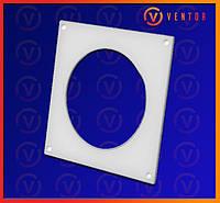 Пластина настенная для круглых каналов D= 204 мм