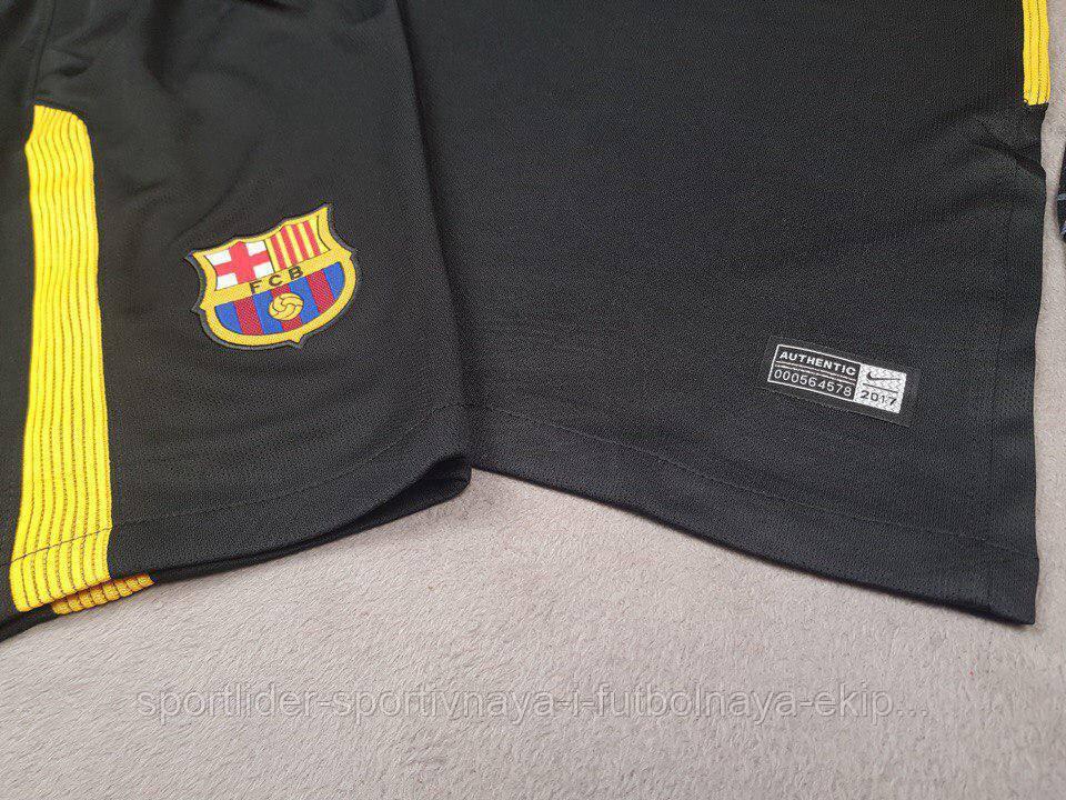 92ecc2798bc3 Футбольная форма вратаря Nike FC Barcelona 2017-18  продажа, цена в ...
