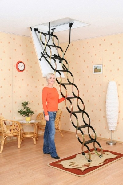 Чердачная лестница Oman NOZYCOWE NT
