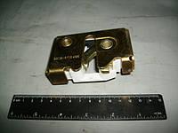 Механизм дверной замка наружной левый (шоколадка) ГАЗЕЛЬ (Дорожная Карта). 3302-6105485