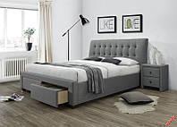 Двуспальная кровать Halmar PERCY