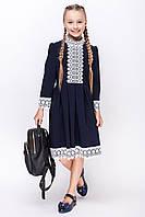 Платье школьное для девочек, фото 1