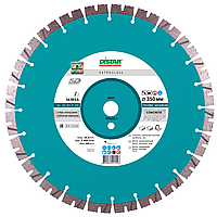 Алмазный отрезной диск Distar 1A1RSS/C3 350x3,5/2,5x15x25,4-(11,5)-24-HIT Technic Advanced 14320347025