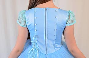 Изумительное шикарное детское вечернее платье на бал 116-128, фото 3