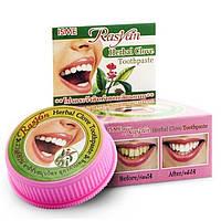 Зубная паста Isme Rasyan Herbal Clove с экстрактом гвоздики, 25 гр