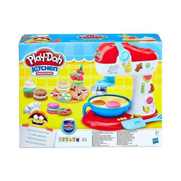 Игровой набор для лепки Hasbro Миксер для конфет Play-Doh