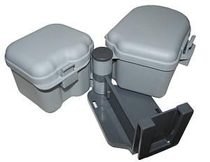 Коробка для наживки пластмассовая (1500-70)