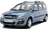 Авточехлы ВАЗ Largus 5 мест 2012- (з/сп. раздельная) EMC Elegant, фото 10