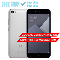 """Серый Xiaomi Redmi 5A 3/32Gb Gray EU 5"""""""