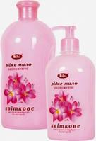 Жидкое мыло Floria Цветочное с дозатором 500мл