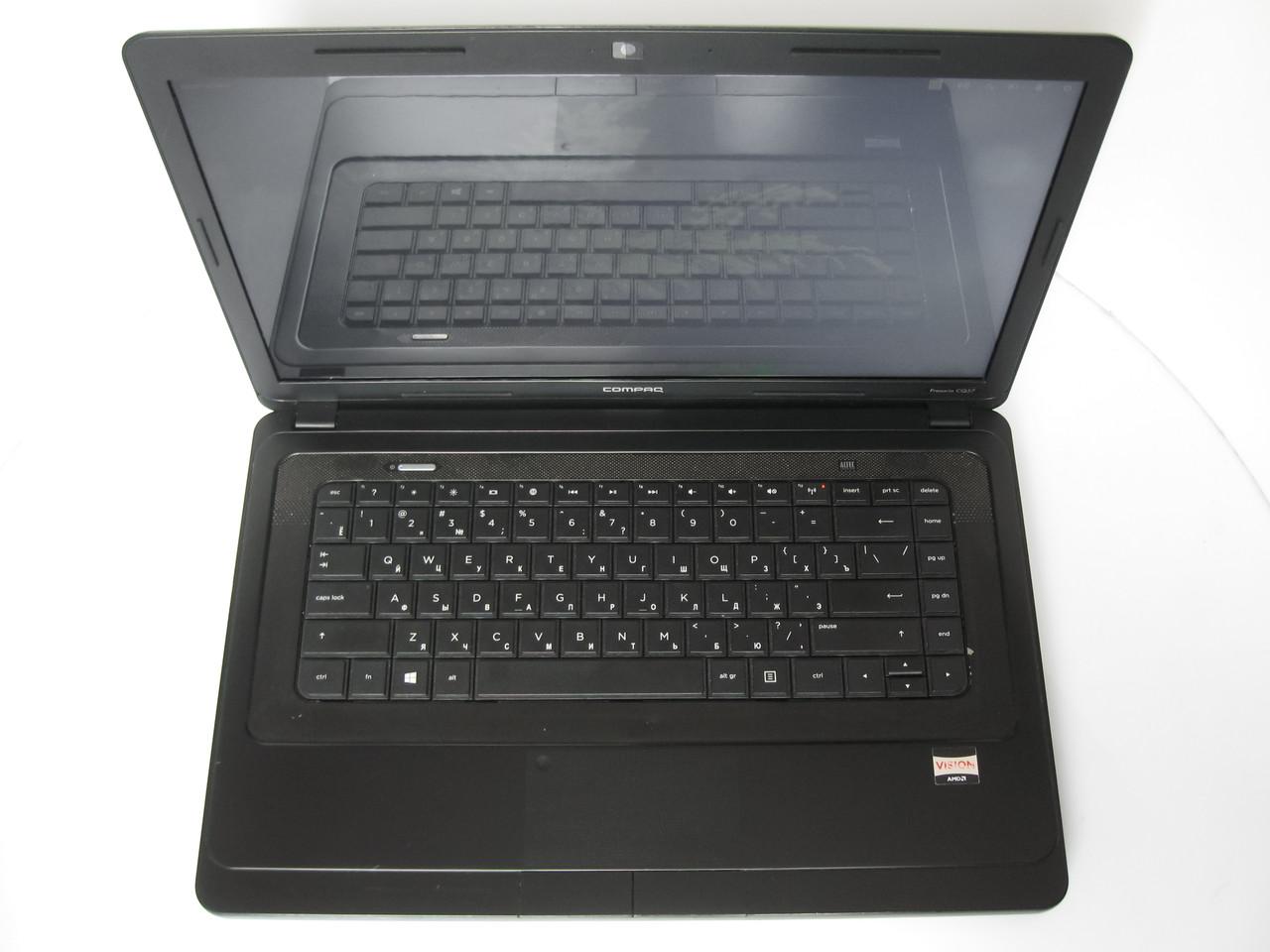 Ноутбук HP Compaq CQ57 15.6 (1366x768) / AMD E300 (2x1.3GHz) / Radeon  3