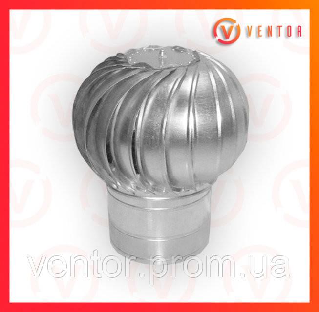 Турбовент из оцинкованной стали, диаметр 180 мм