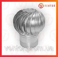 Турбовент з оцинкованої сталі, діаметр 150 мм