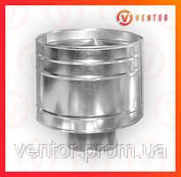 Дефлектор (волпер) з оцинкованої сталі , діаметр 110 мм