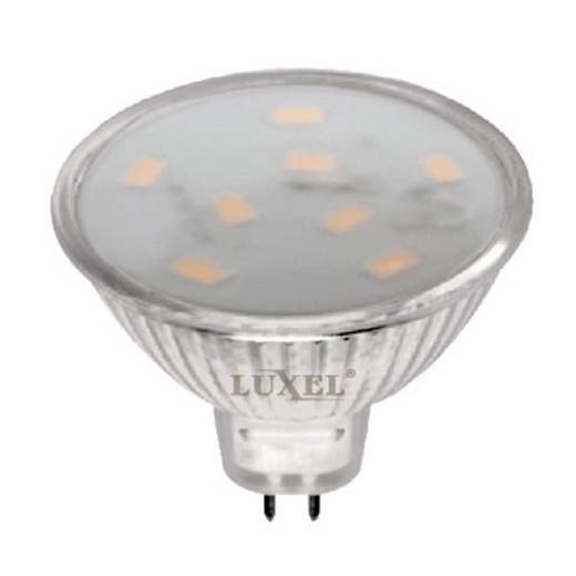 Светодиодная лампа Luxel MR16 3W 3000K 010-N ECO LED
