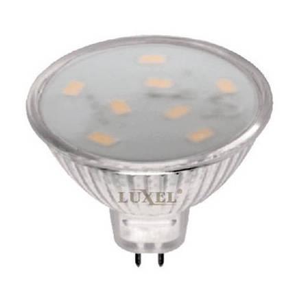 Светодиодная лампа Luxel MR16 3W 3000K 010-N ECO LED, фото 2