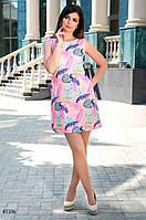 """Платье """"Джунгли"""" в расцветках  33404, фото 1"""