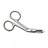 Пінцет-ножиці для брів Сталекс T4-20-01 (ПН-01)