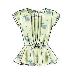 Блузы женские 48+