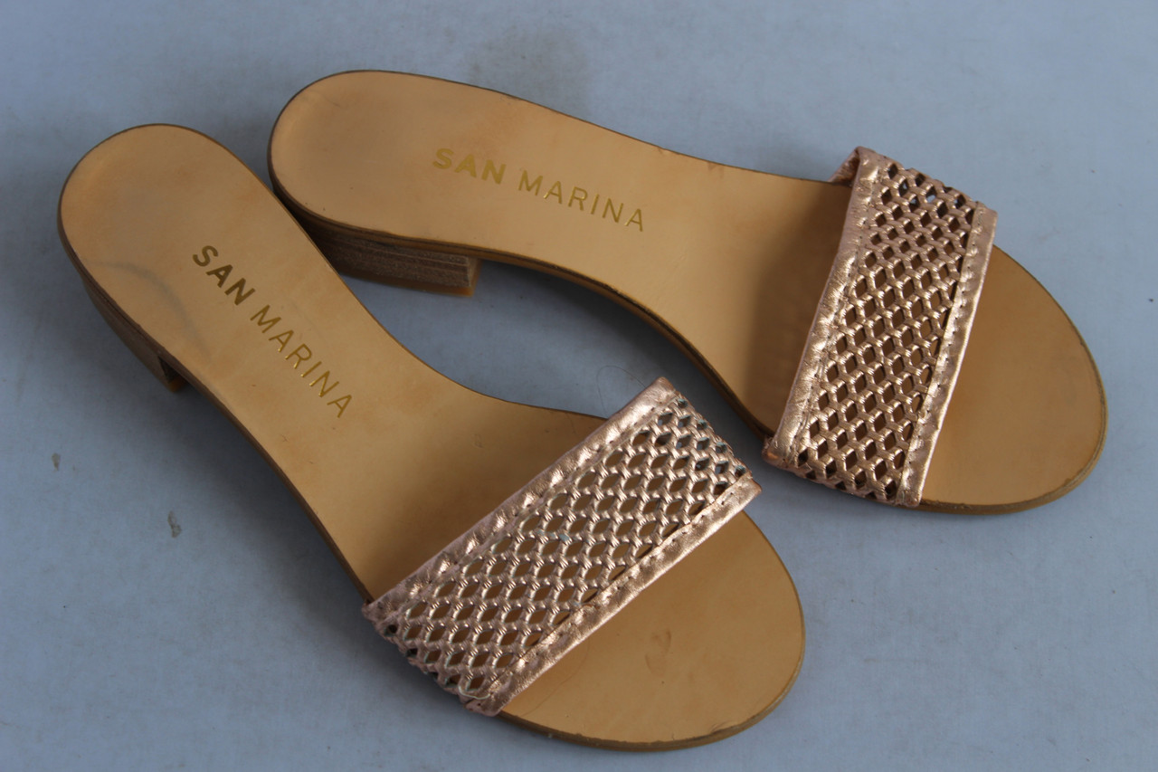 Женские шлепанцы San Marina