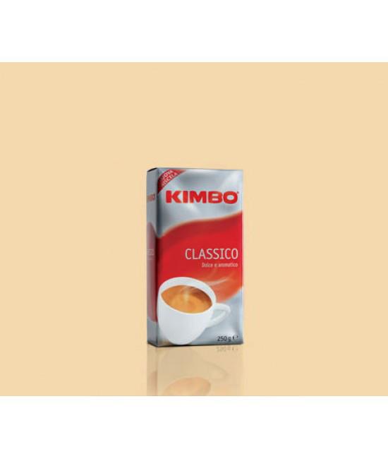 Кава мелена Kimbo Clasico 250гр