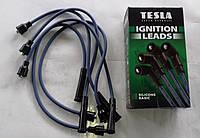 Провода свечные Ваз 2101-2107 Тесла зеленые (TS T134H)
