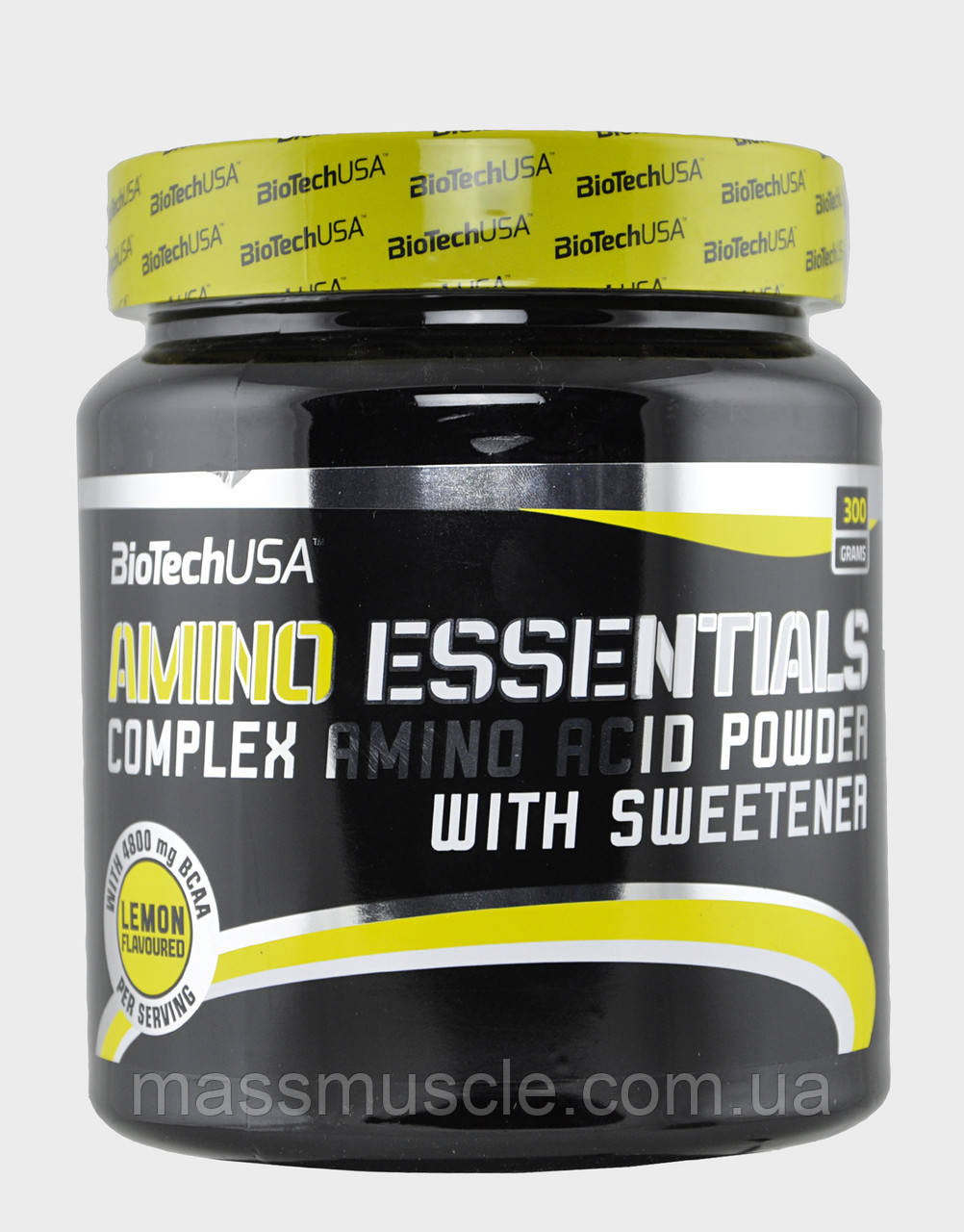 Аминокислоты BioTech USA Amino Essentials 300g