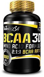 Аминокислота BioTech USA BCAA 3D 90 caps