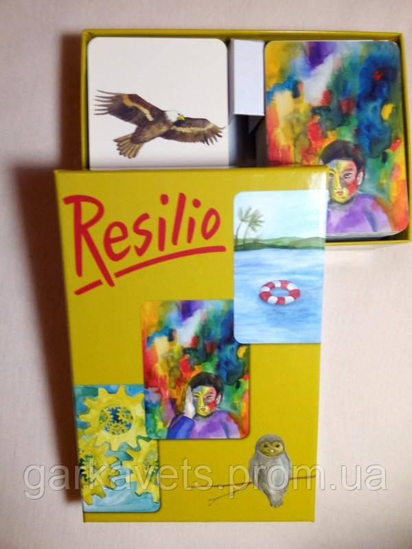 Метафорические карты «RESILIO»