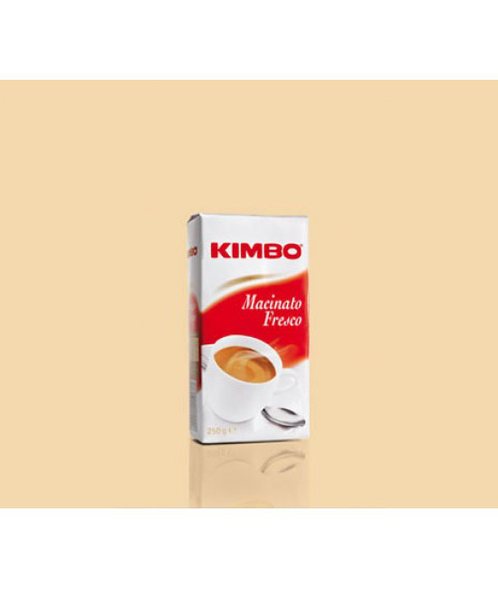 Кава мелена Kimbo Machinato fresco 250гр