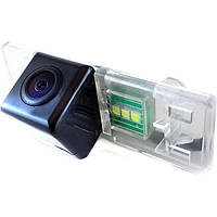 Штатная камера заднего вида Falcon SC67-HCCD. Peugeot 408/508, фото 1