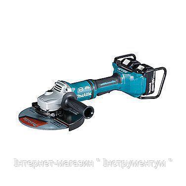 Аккумуляторная угловая шлифовальная машина DGA900PT2