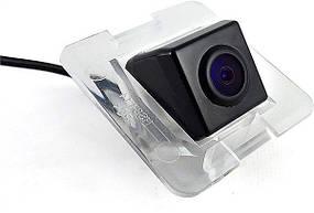 Штатная камера заднего вида Falcon SC69HCCD. Mercedes GLK