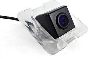Штатная камера заднего вида Falcon SC69-HCCD. Mercedes GL 2006-2012/ML W164