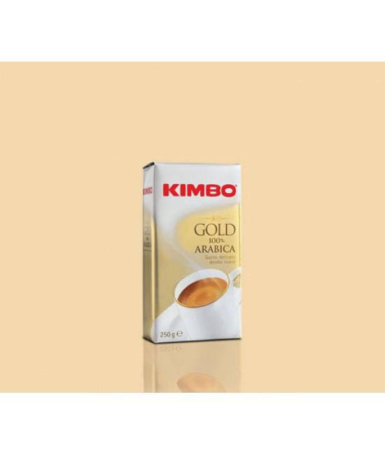 Кава мелена Kimbo Gold 250гр