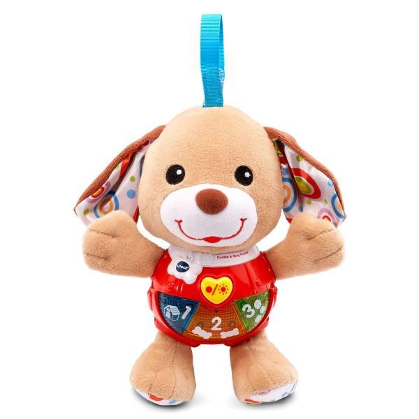 VTech Интерактивный поющий щенок Baby Cuddle and Sing Puppy