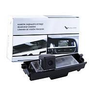 Штатная камера заднего вида Falcon SC73HCCD. Chery Tiggo, A3