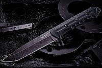 Нескладной нож Гепард, мощный и стильный тактический нож, для военных, охотников и туристов