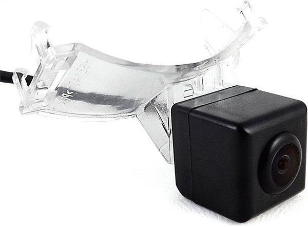 Штатная камера заднего вида Falcon SC75HCCD. Mazda 5. 2012
