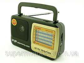 Радио IPO KB-408 AC - Радио всеволновое портативное, фото 2