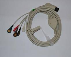 Кабель ЭКГ 12-ти канальный (HEACO)