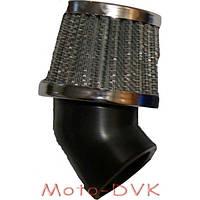 Фильтр нулевого сопротивления на мотоцикл L3 d 42 мм угол45 конус