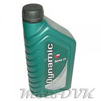 Масло для скутера MOL Sprin 2T полусинтетика 1Л (упаковка 8 шт)