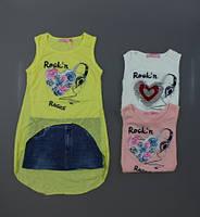 Платье для девочек Sincere, 4-12 лет. {есть:4 года}