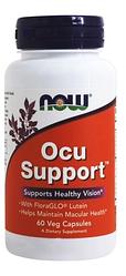 Здоровье зрения NOW Foods Ocu Support 60 caps