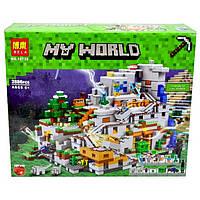 Конструктор Minecraft 10735 Горная пещера