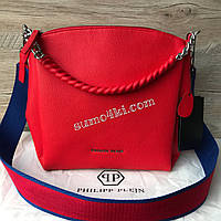Женская крутая сумка Philipp Plein Филипп Плейн