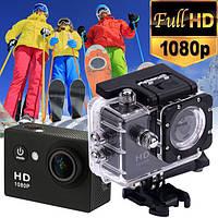 Спортивная Action Camera Full HD D600 Экшн камера высокого качества Удобная модель Код: КДН3254