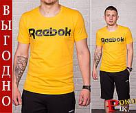 Футболка+шорты Reebok